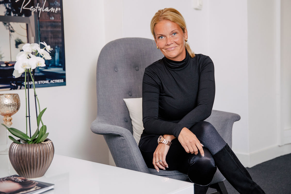 Jeanette Svedberg
